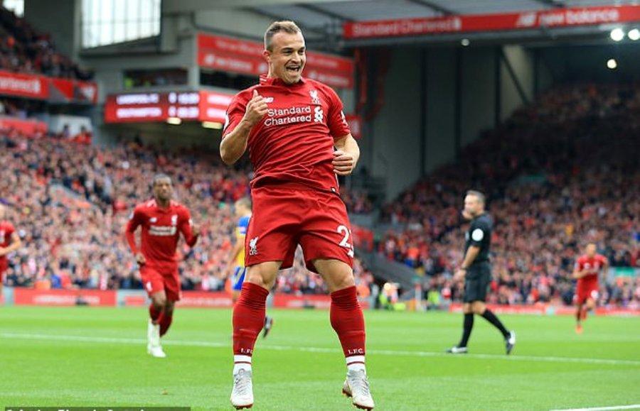Kjo është vlera e Shaqirit pas transferit në Liverpool