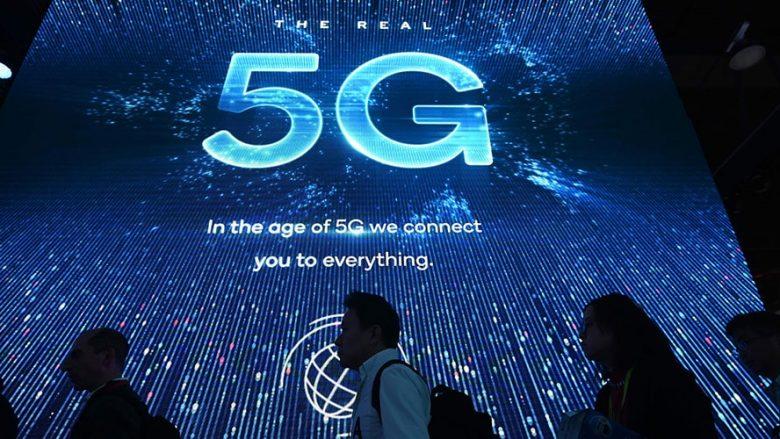 Realizohet telefonata e parë në rrjetin 5G