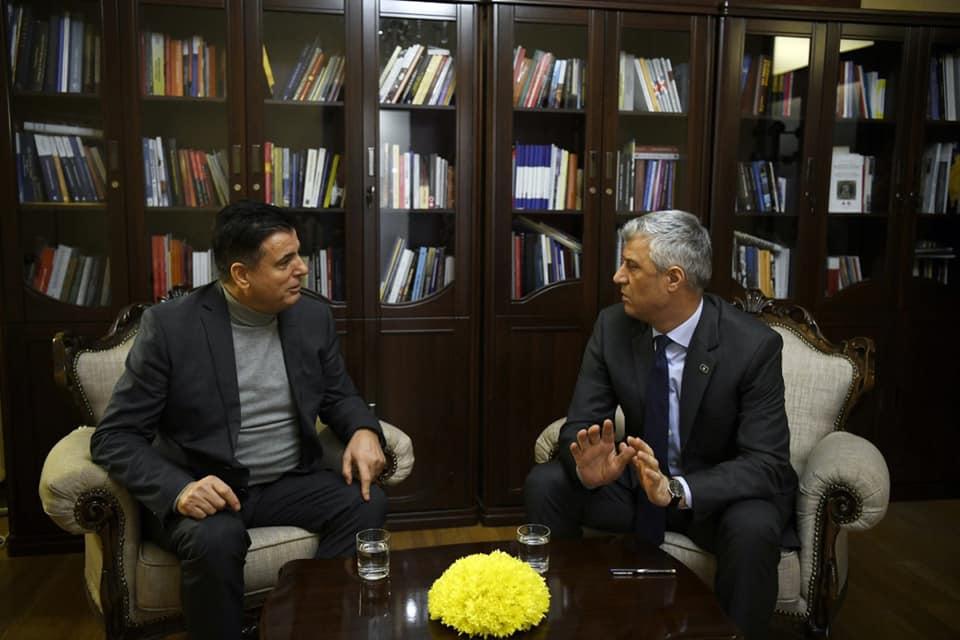 Thaçi: Bashkimi i Mitrovicës proces i pandalshëm