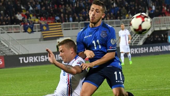 Juventusi kontakton fantazistin e Kosovës