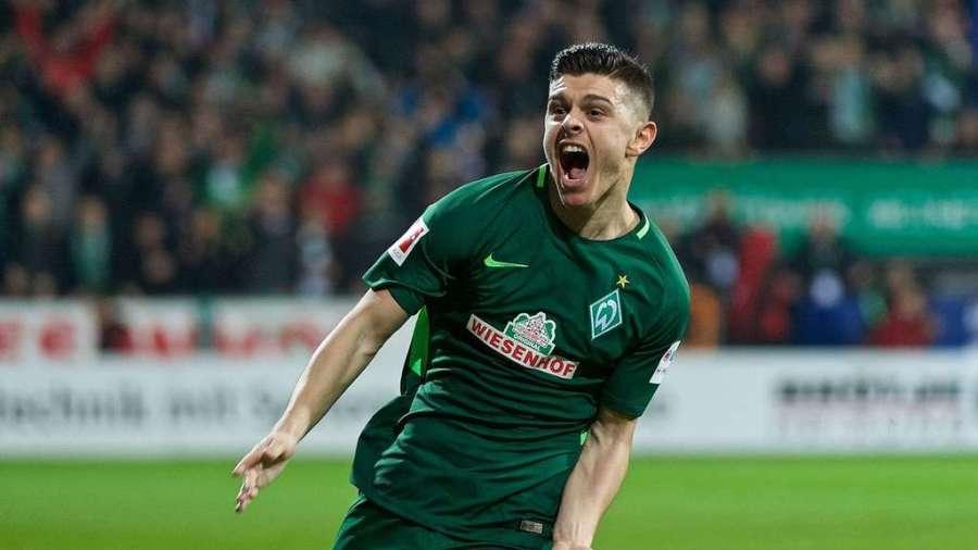 Rashica shënon për udhëheqjen e Werderit
