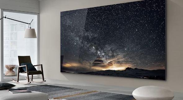 Samsung zbulon një TV gjigant prej 219 inç