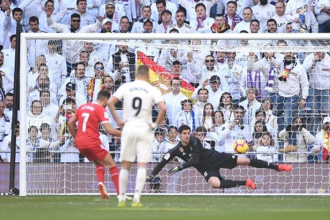 Reali turpërohet në Bernabeu, Ramos me të kuq