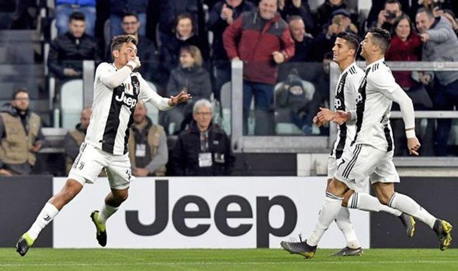 Juve nuk ndalet në kampionat, Dybala-Ronaldo paralajmërojnë Atleticon e Madridit