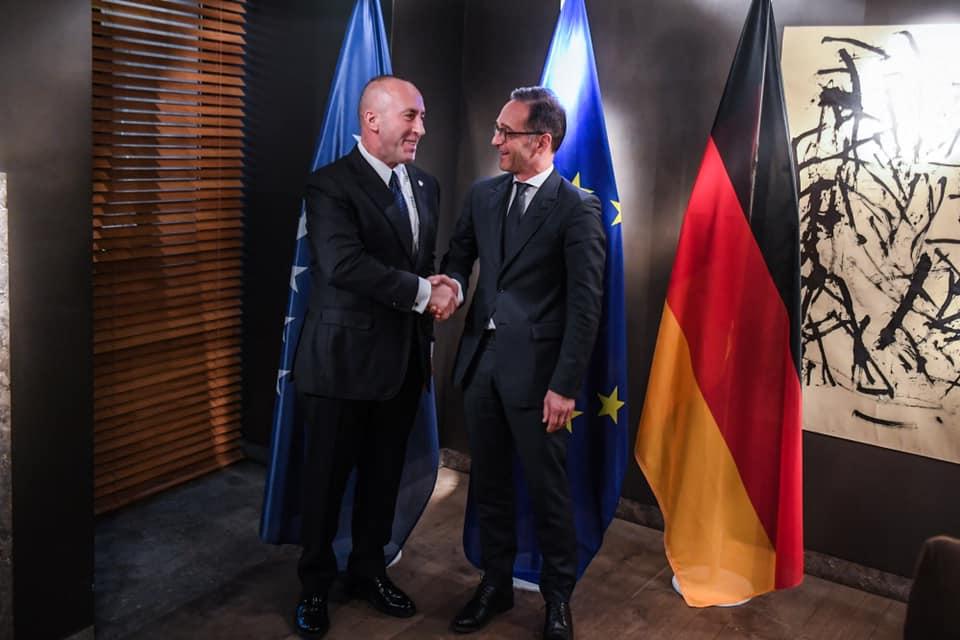 Haradinaj merr konfirmimin: Gjermania mbështetë liberalizimin e vizave për Kosovën