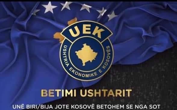 Formohet Ushtria Ekonomike e Kosovës  (FOTO)