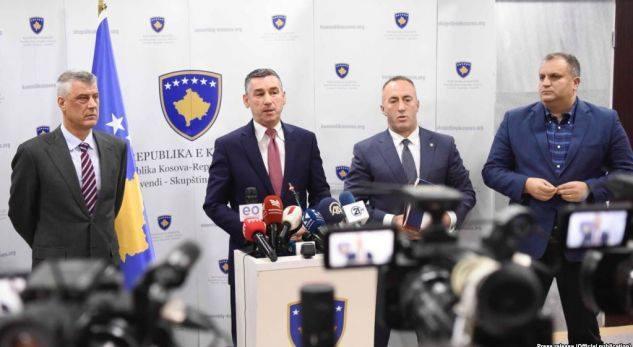 Draft-platforma për dialog u dorëzohet krerëve të shtetit dhe partive opozitare