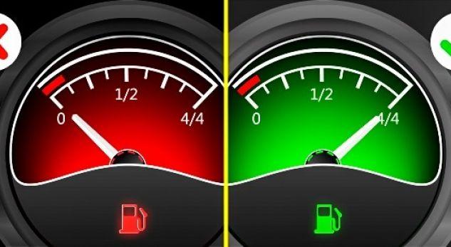 Ekspertët: Kurrë mos e lini veturën në rezervë