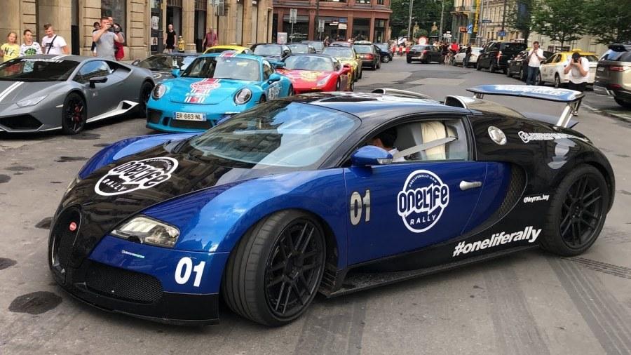 """""""Merakli t'kerreve"""" dhe One Life Rally organizojnë ngjarjen e madhe të automobilizmit"""