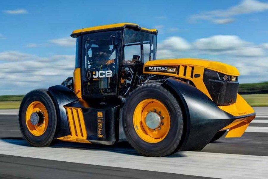 Ky është traktori më i shpejtë në botë