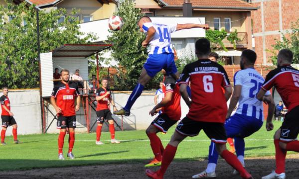 Përfundon ndeshja mes Prishtinës dhe Flamurtarit