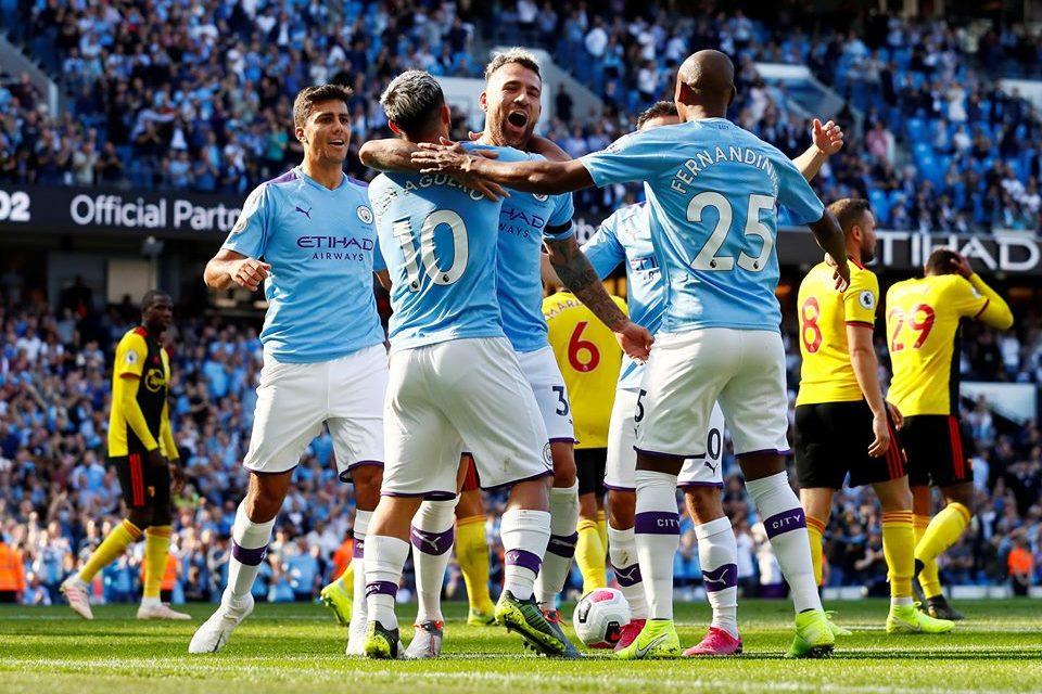 City shkatërron Watfordin, 5 gola për 18 minuta