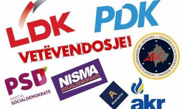Këto janë sloganet e partitve për zgjedhjet e 14 shkurtit