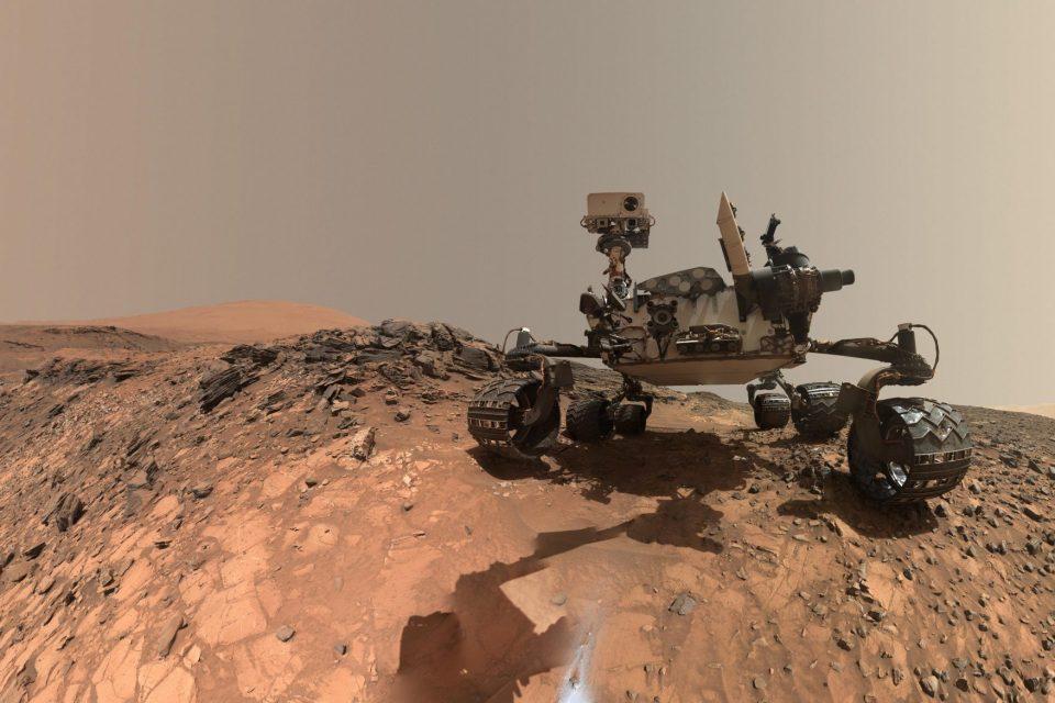 Në kërkim të alienëve - NASA teston Roverin në Arktik