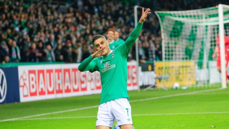 Rashica në formacionin e muajit në Bundesligë