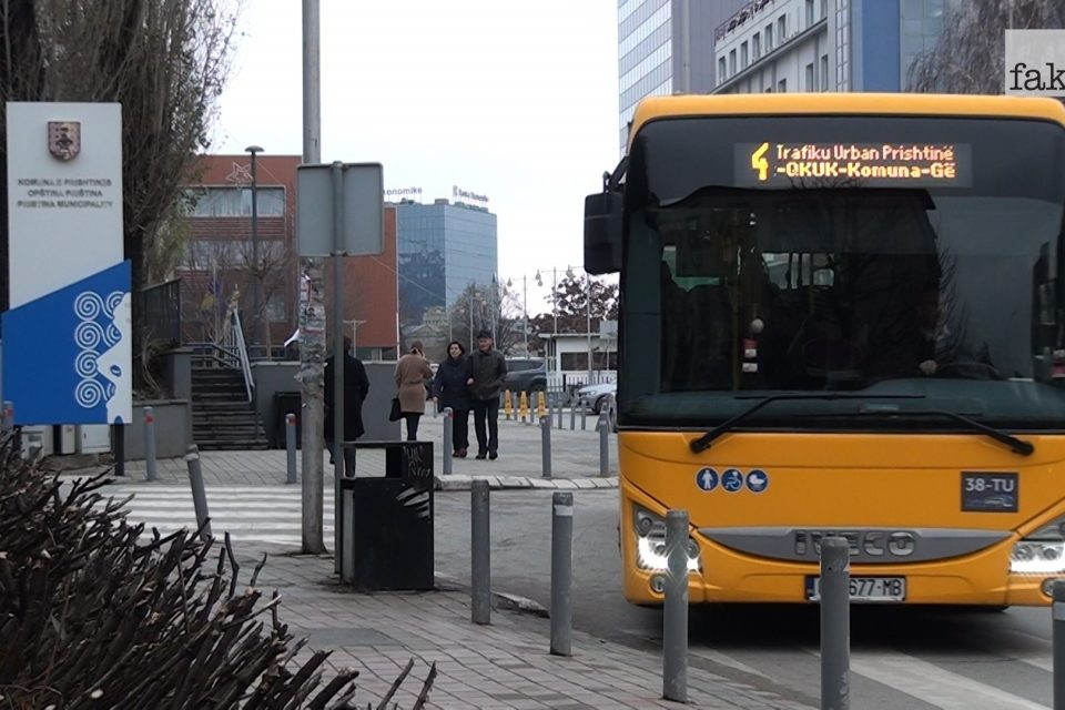 Rreziku nga Koronavirusi në Kosovë, masa të rrepta nëpër autobusë
