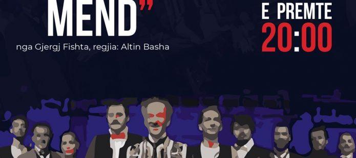 Teatri Kombëtar i Kosovës nga sonte fillon shfaqjet përmes 'livestream'