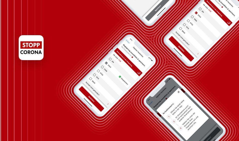 Aplikacioni që tregon nëse keni pasur kontakt me personat e infektuar me Koronavirus