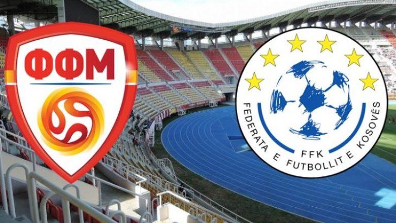 Zyrtare, shtyhet ndeshja mes Maqedonisë së Veriut dhe Kosovës