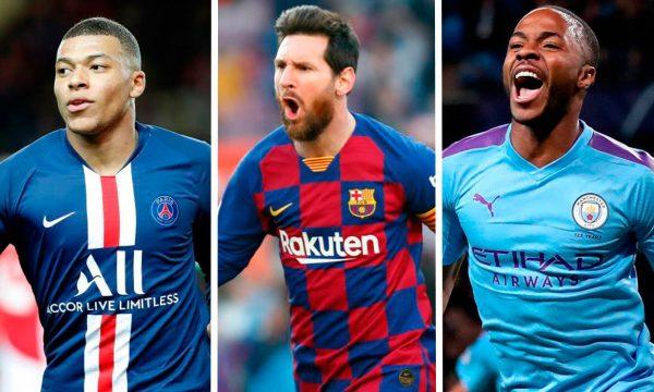 Mbappe, Neymar… Messi – vlera e futbollistëve pas pandemisë!