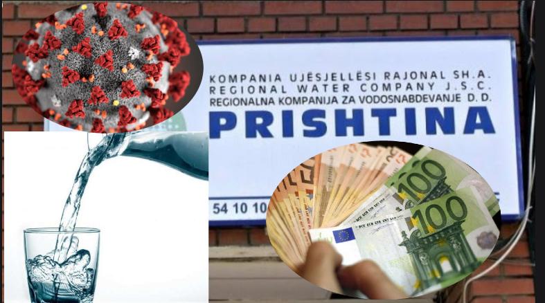 """Pandemia: Qytetarët miliona euro borxh kompanisë KRU """"Prishtina"""""""