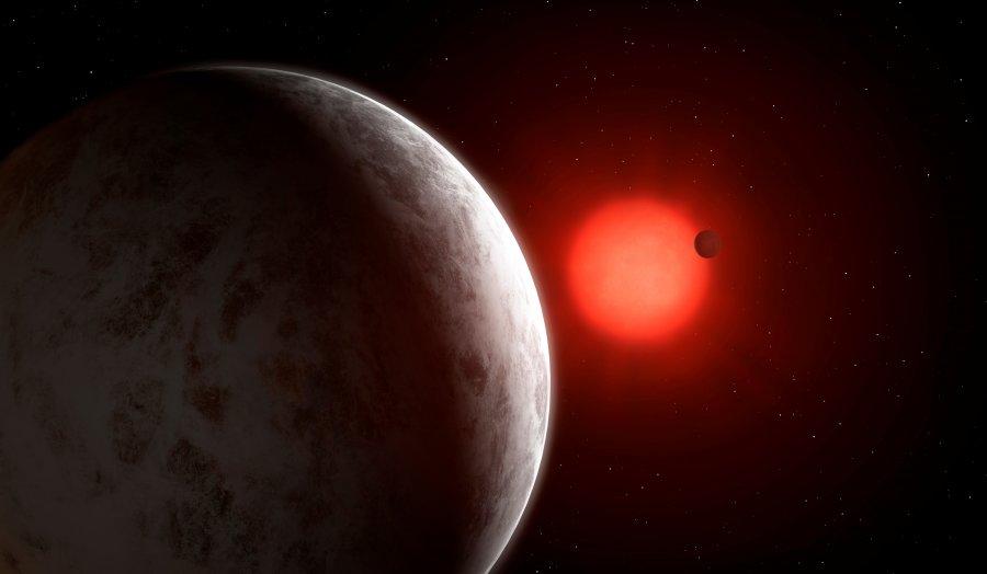 Planetët rreth një ylli afër Tokës mund të kenë jetë