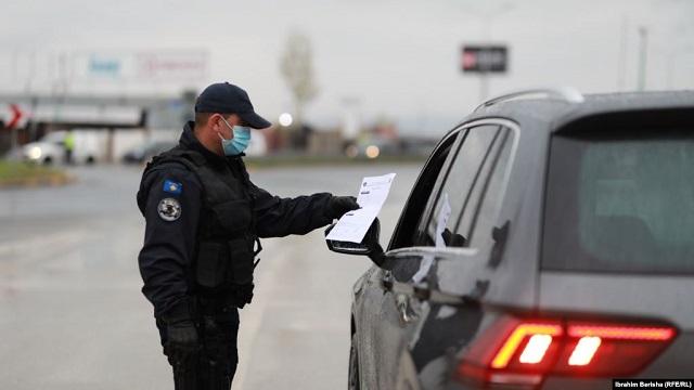 Masat e reja në Kosovë, Policia tregon se çfarë veprime do t'i marrë pas orës 21:00