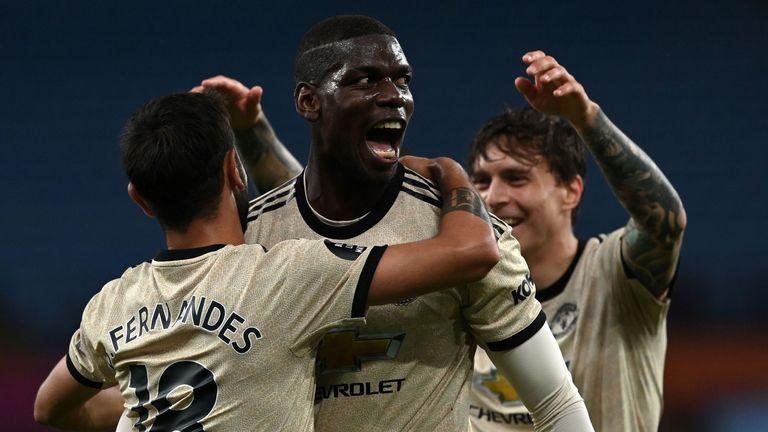 Manchester United të pandalshëm, fitore bindëse ndaj Aston Villës