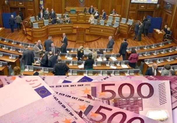 Kuvendi miraton buxhetin për vitin 2021