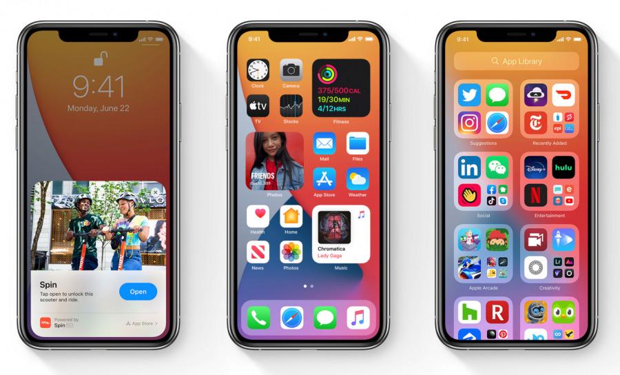 Apple lanson sistemin e ri operativ për iPhone