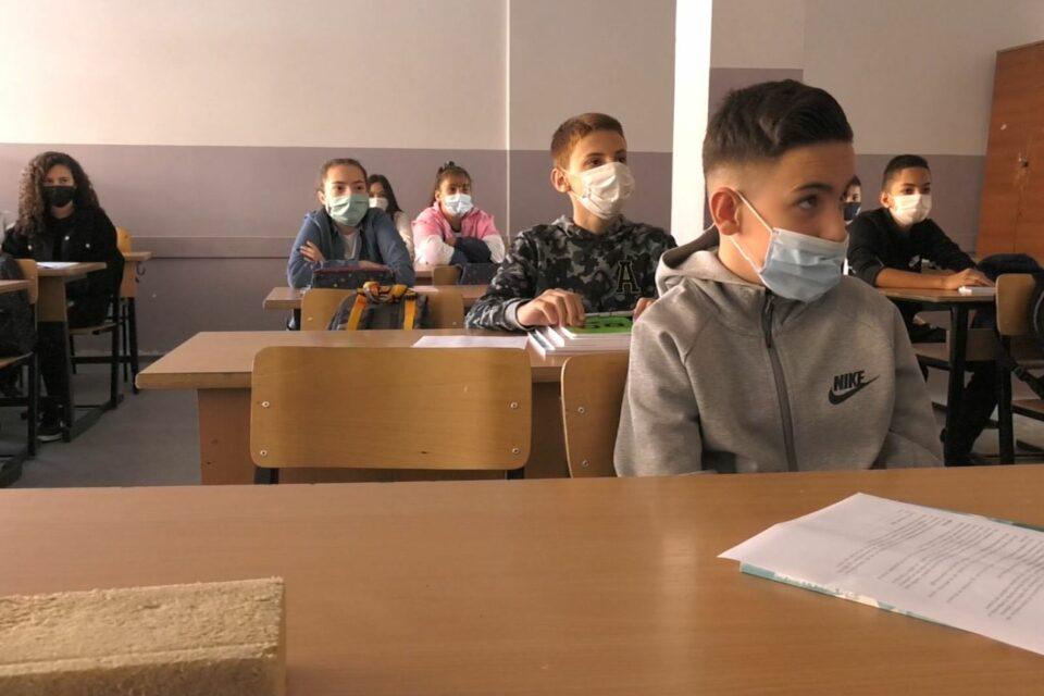 Java e dytë e mësimit në pandemi