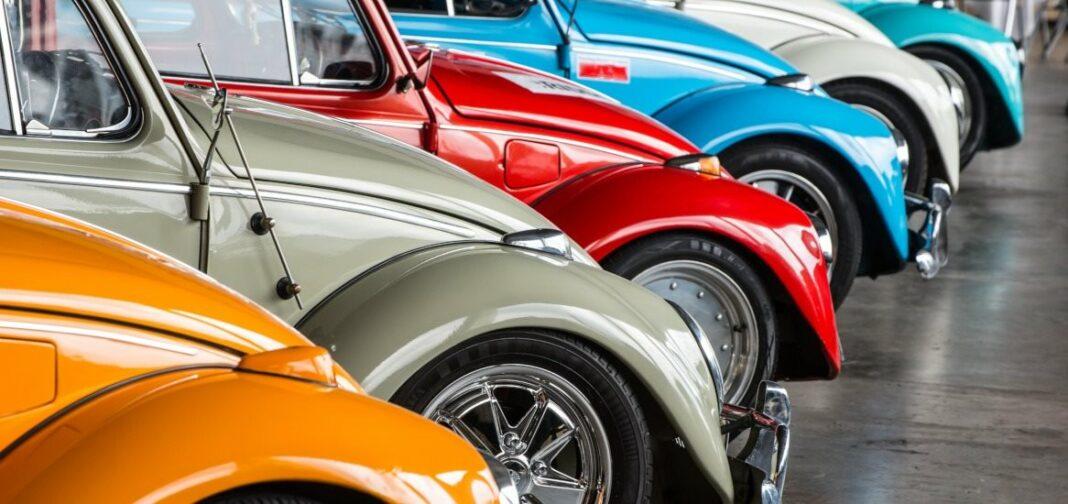 80% e makinave në të gjithë botën janë njëra nga këto katër ngjyra