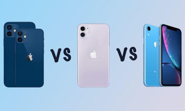 Krahasimi i iPhone 12 me iPhone 11 dhe iPhone XR, cili është ndryshimi