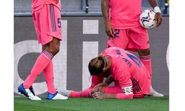 Ramos e gëzon Zidanin