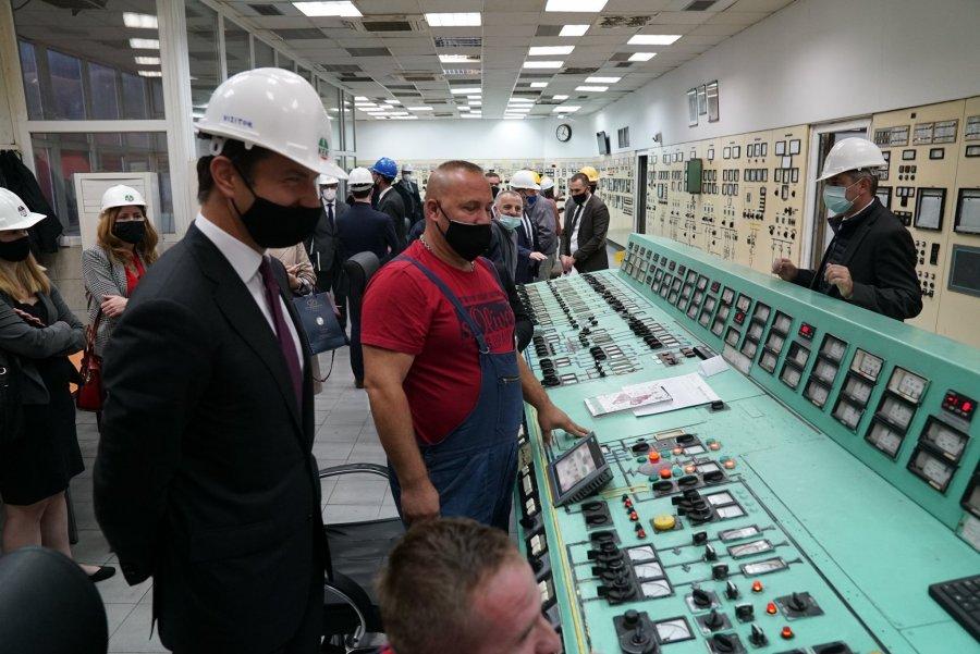SHBA-ja diskuton për burimet ujore e energjetike të Kosovës
