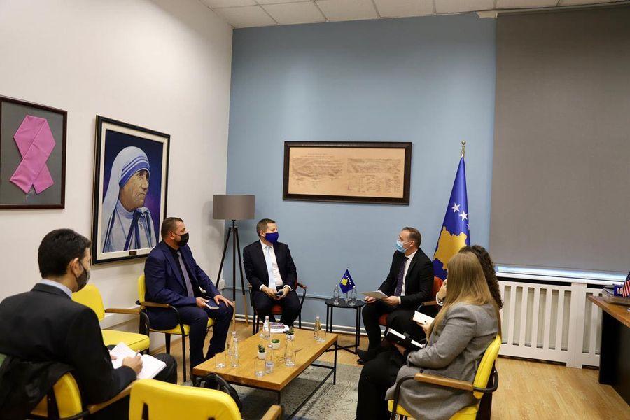 BE i premton mbështetje Kosovës në luftën kundër koronavirusit