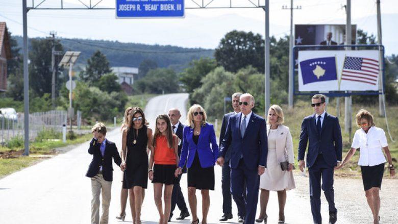 Biden para katër vitesh: Çdo pasardhës i imi do ta vizitojë Kosovën