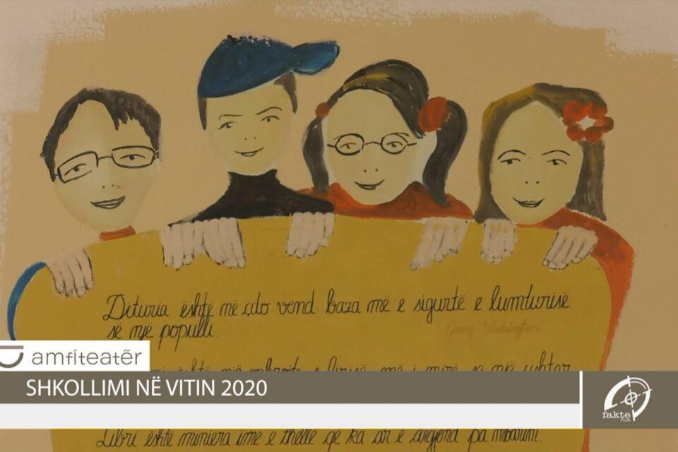 Kosova në fund të testit TIMSS dhe problemet që patën shkollat në vitit 2020, sonte në AMFITEATËR