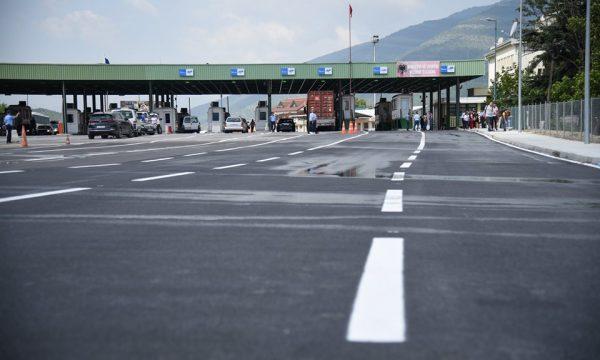 Njoftim për bashkatdhetarët lidhur me tarifat për sigurimin kufitar