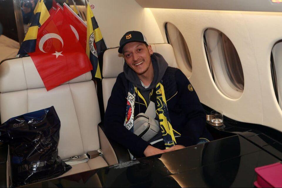 U largua nga Arsenali, zbulohet paga e Mesut Ozil në Turqi