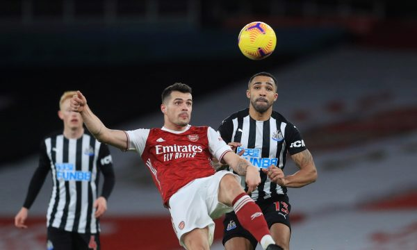"""""""Kënaqësi të jem pjesë e kësaj paraqitjeje"""" – Reagimi i Xhakës pas fitores së Arsenalit kundër Newcastle"""