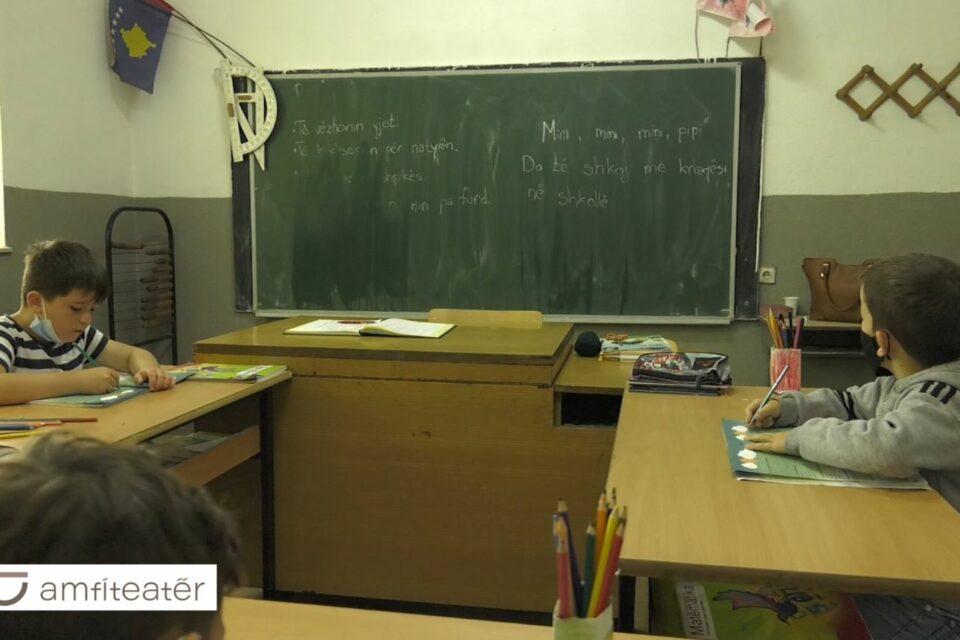 Emisioni Amfiteater 24 - Gjendja e arsimit në Kosovë