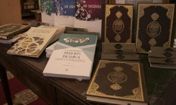 Hajnat në Fushë Kosovë vjedhin qindra libra me përmbajtje fetare