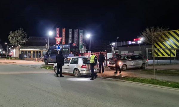 Policia e Kosovës me kontrolle të rrepta për të parandaluar përhapjen e Covid-19