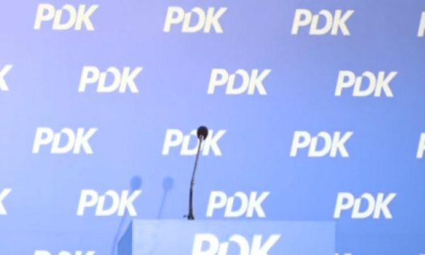 PDK-ja synon të zgjedhë liderin e ri pa shefat e vjetër