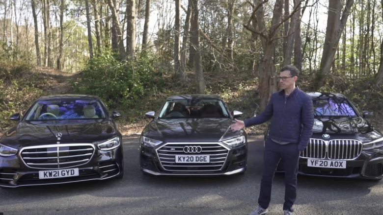 Audi, BMW apo Mercedes – kush është më i mirë?