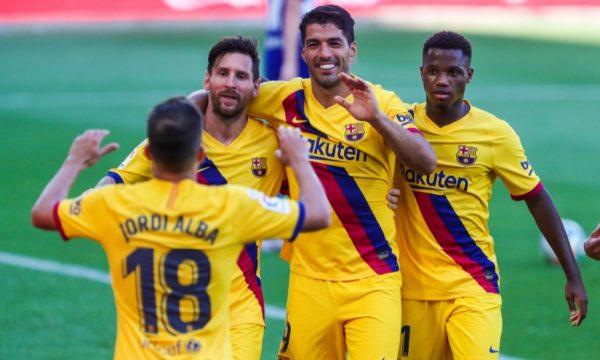Barcelona mesazh Suarezit: Sot rivalë, por gjithmonë miq!