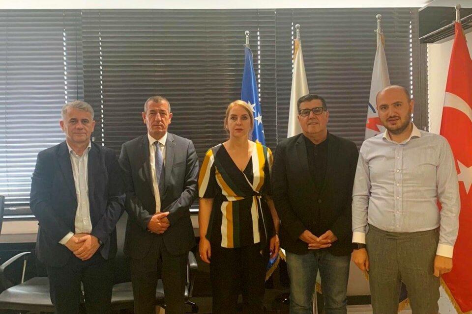 Bashkëpunim konstruktiv mes KEDS e komunës së Gjilanit