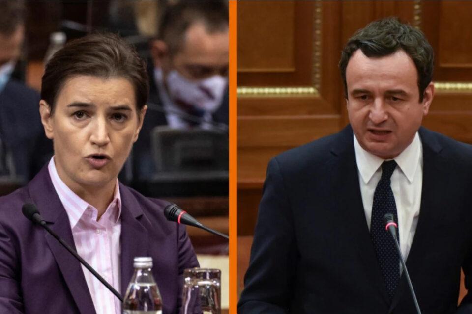 Përplasja e Kurtit dhe Bërnabiqit në Tiranë, vijnë reagimet e para nga BE-ja