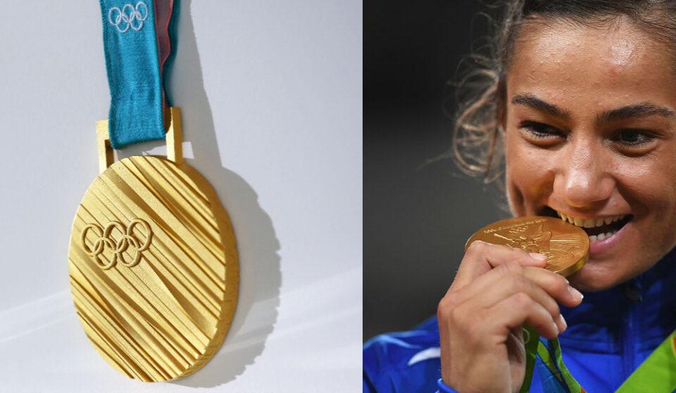 Ja sa vlen një medalje e artë në Lojërat Olimpike